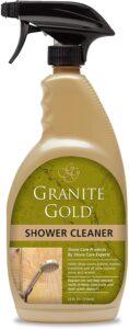 Granite Gold Shower Cleaner Spray for Quartz