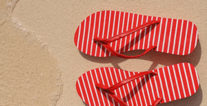 How to Clean Memory Foam Sandals in the Washing Machine