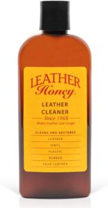 Leather Cleaner by Leather Honey: The Best Leather Cleaner for Vinyl