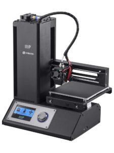 Monoprice 121711 Select Mini 3D Printer V2 - Black With Heated